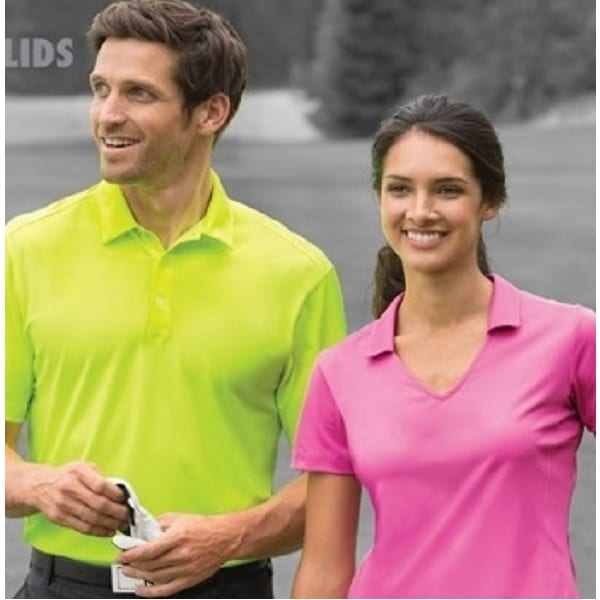 ATBS009 – Nike Dri-Fit Vertical Mesh polo tshirt