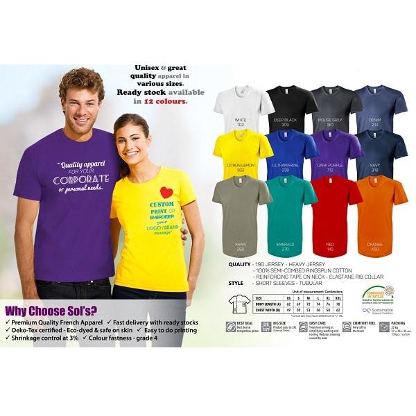 ATTS026 – T-shirt