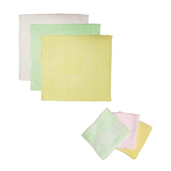 ATTW029 - 40gsm Cotton Square Face Towel