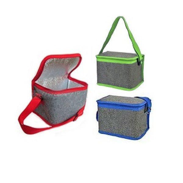 BGCL010 – 2 Tone Felt Cooler Bag