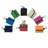 BGPC051 – 600D Nylon Small Pouch with zipper & carabiner