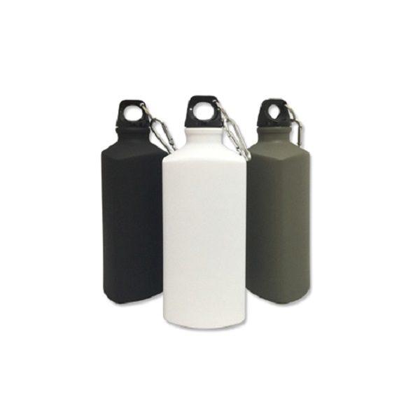DWBO107 – 600ml Triangular aluminium water bottle