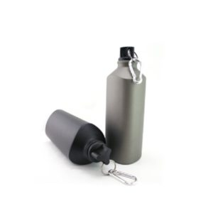 DWFT003 – 600ml BPA Free Aluminum Twist Bottle With Carabiner