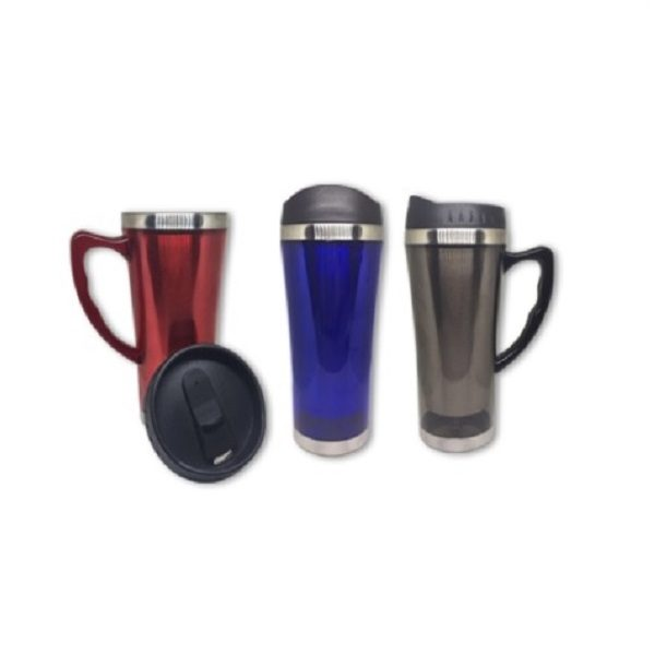 DWFT006 – 450ml Stainless Steel Tumbler with Handle