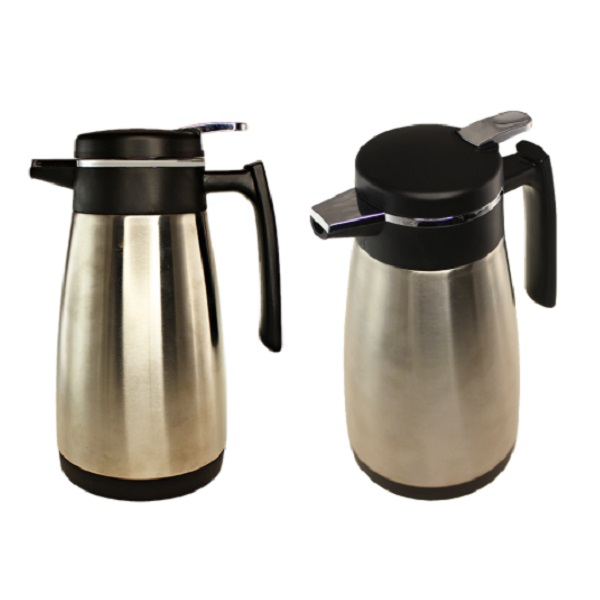 DWFT008 – Double Wall Stainless Steel Vacuum Jug 1300ml