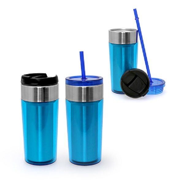 DWFT064 – Dual Use Stainless Steel Tumbler