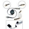 ITCB005 –  2 In 1 Retractable Cable