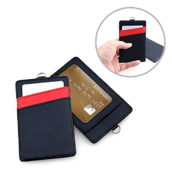 LFCD047 - PU Card Holder-1