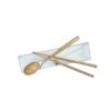 LFCS006 – Wooden Cutlery in cotton pouch