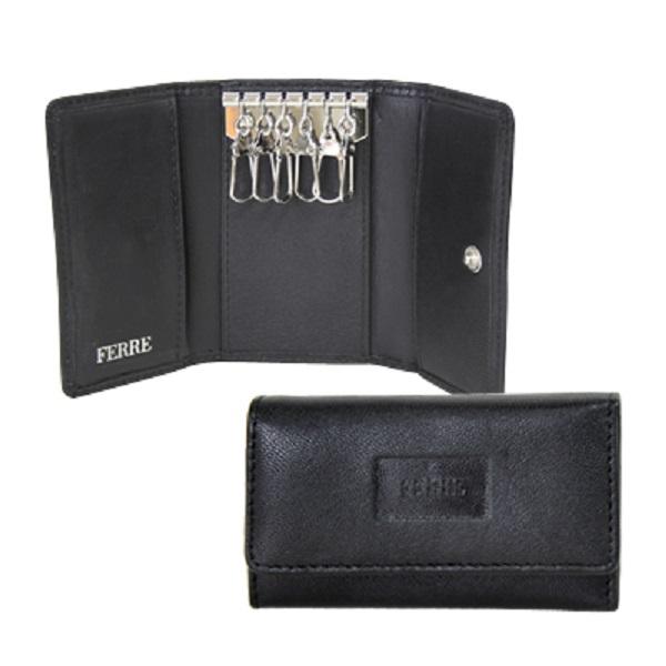 LFKC031 – Ferre Leather Keyholder