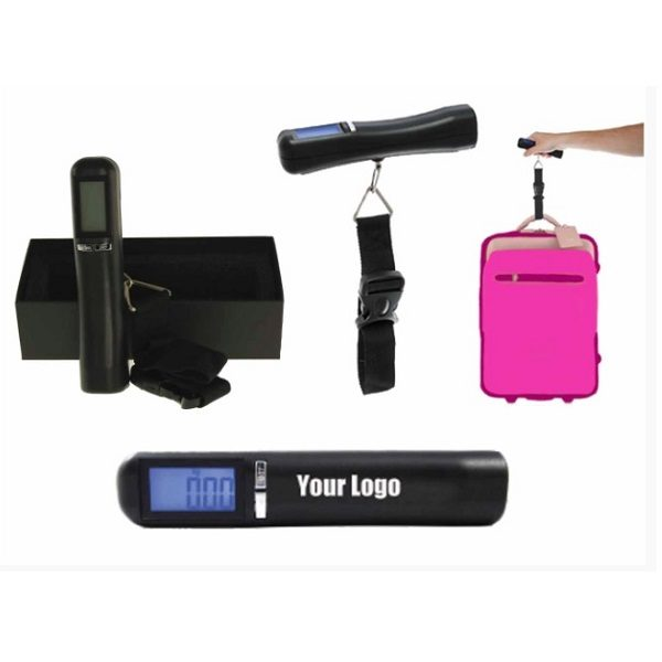 LFLS001 – 50 Kg LCD Digital Portable Luggage Scale