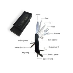 LFMT010 – 12-in-1 Stainless Steel Multi-Function Tools