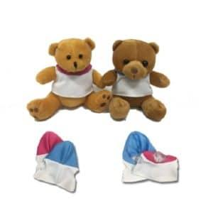 LFSI015 – Teddy Bear with Hoodie