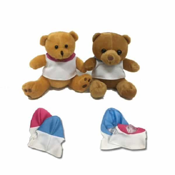 LFSI015 – Teddy Bear with Hoodie