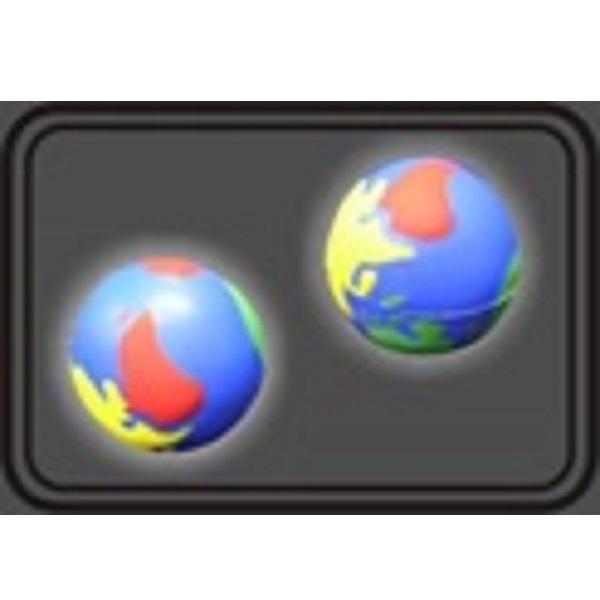 LFST007 – Globe Stress Ball