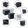 LFTA013 – Worldwide Travel Adaptor With 2 USB Hub and Case