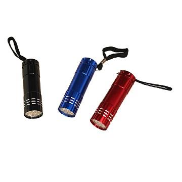 LFTC009 – 9 LED Torchlight