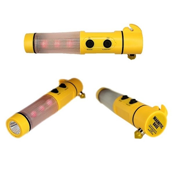 LFTC010 – 5-in-1 Safety Torchlight