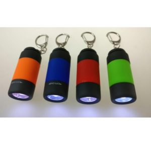 LFTC018 – USB Rechargeable LED Torchlight Keychain