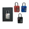 LFTL010 – TSA Metal Lock