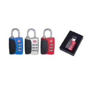 LFTL012 – 3-Dial Combination TSA Padlock