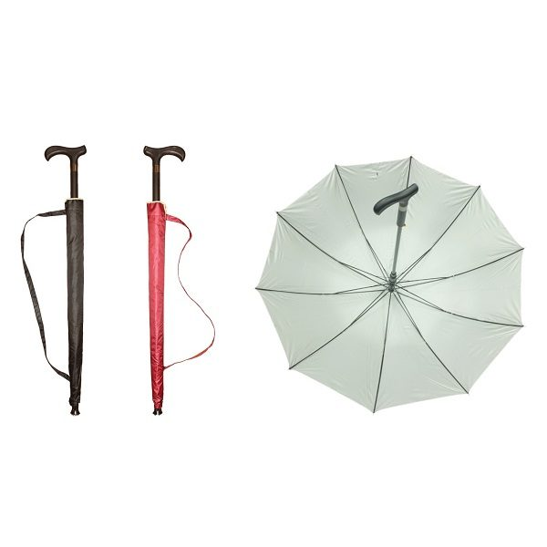 LFUM026 – 32″ Walking Stick Umbrella with UV Protection