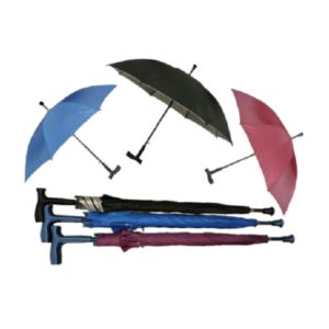 LFUM033 – 24″ Regular UV Auto Open Umbrella