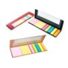 STMN004 – Eco Friendly Post It Pad with Ruler