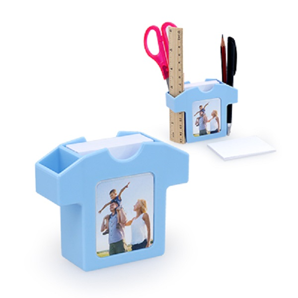 STMN005 – Stationery Holder with Photo Frame and Notepad