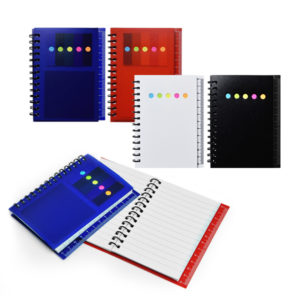 STMN015 – Pocket Notebook with Post it Pad