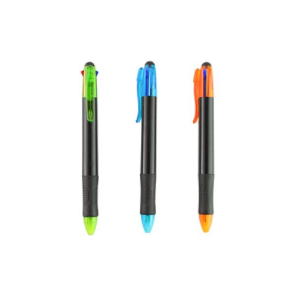 WIOT003 - Duo Colors Plastic Pen