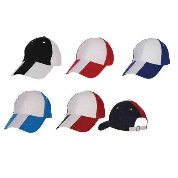 ATCP021 – Baseball 6 Panel Cotton Brush Cap