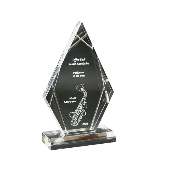 AWAC004 – Premium Acrylic Plaque