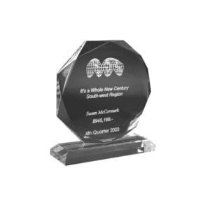 AWAC005 – Premium Acrylic Plaque