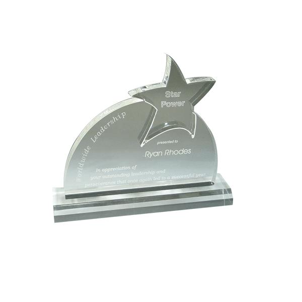 AWAC010 – Premium Acrylic Plaque