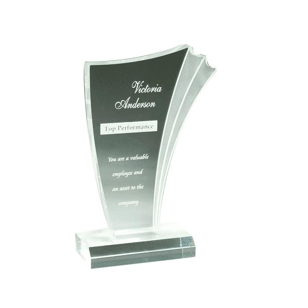 AWAC012 – Premium Acrylic Plaque
