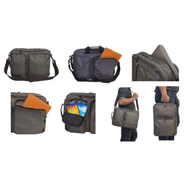 BGLD074 – Exclusive Laptop Bag 2 in 1