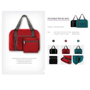 BGST043 – Foldable Travel Bag