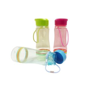 DWBO117 – 500ml BPA Free PC Bottle with Anti-slip Strip