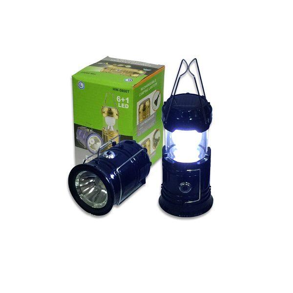 LFTC016 – Solar Rechargable Lantern Torch with USB