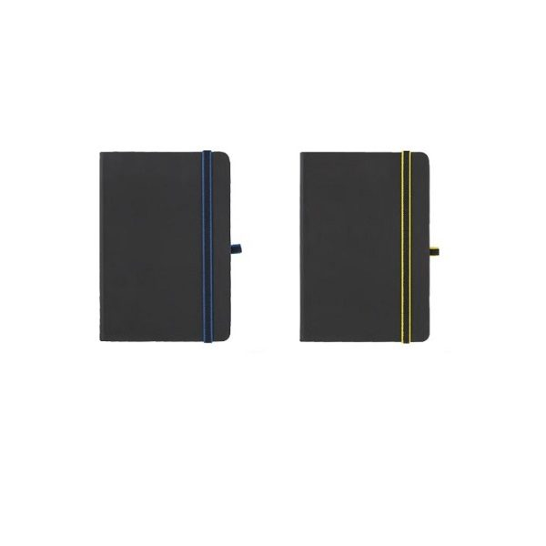 STNB021 – Moto Notebook A5 Smooth PU Cover