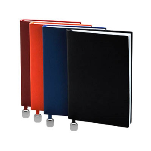 STNB023 – A5 Notebook Soft Cover with Metal Bookmark