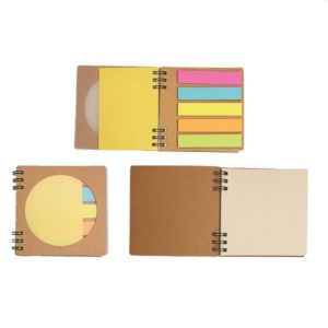 STNE015 – Eco-friendly Notebook with Memopad