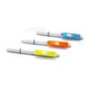 WIHL003 - Ball Pen with Highlighter and Post It Pad