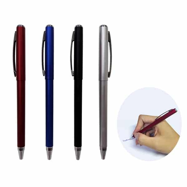 WIPR103-Plastic-Pen-with-Blue-Ink