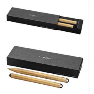 WIPS035 - Pen Gift Set (ballpoint pen and stylus set)