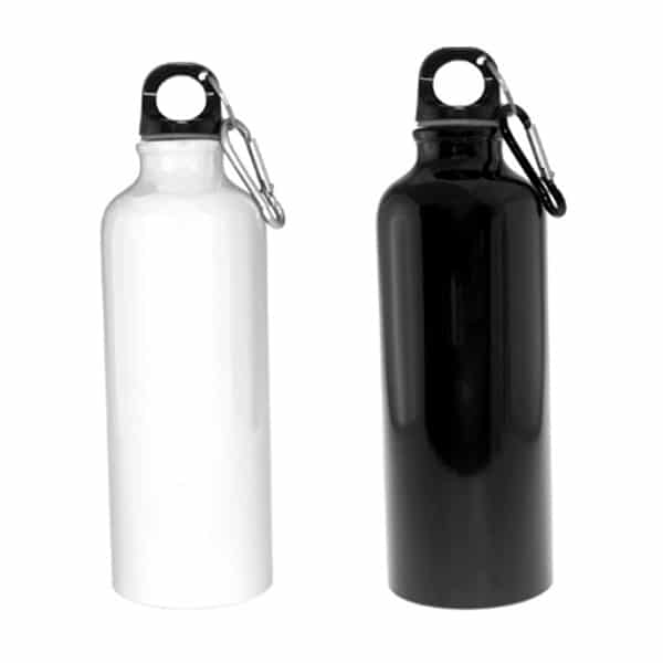 DWBO118 – Aluminium Bottle with Carabiner