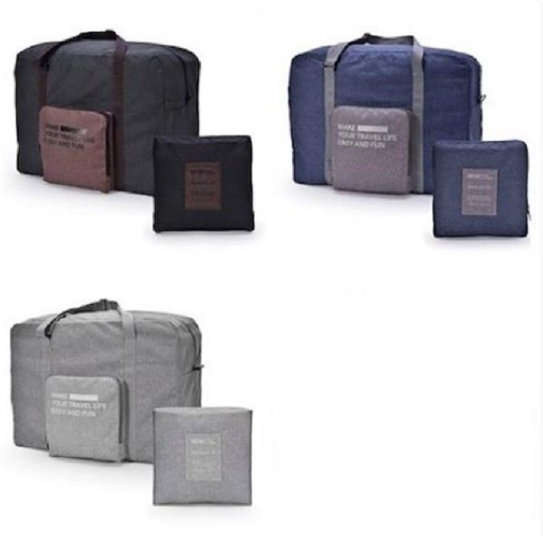 BGST054 – Foldable Duffle Bag