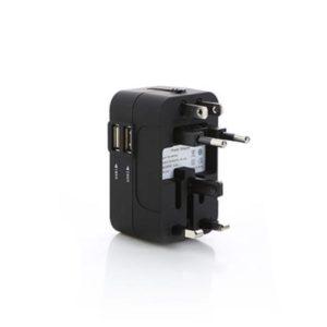 LFTA038 – 2 usb Travel Adapter