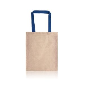 BGTS075 – Two Tone Juco Tote Bag